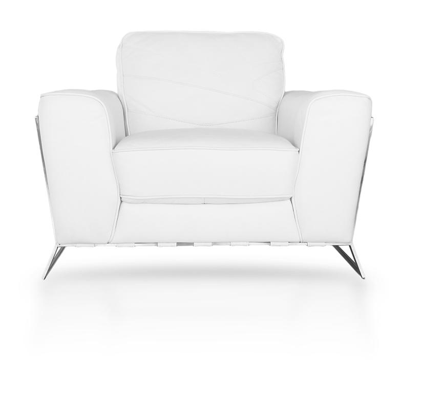 Sofa blanc